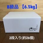 [予約販売] 次郎柿 B級品 【6.5kg】