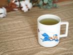 『温感マグ』『柴犬』  『チタン白マット』*温度をデザインに カワイイ 犬好き マグカップ 贈り物 プレゼント