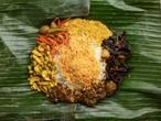 〈2個セット〉ランプライス ベジタブル【バナナ葉で包んだスリランカカレー】