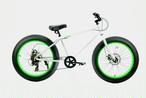 BRONX4.0 24inc DD WHITE/LIME