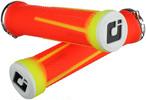 ODI オーディーアイ AG1 ロックオン グリップ AARON GWIN SIGNATURE LOCK-ON GRIPS カラー Yellow / Orange