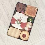 クリスマスクッキー缶(小)