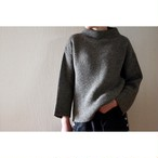 Vintage hi neck knit