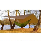 【Bushmen travel gear】Tarp 3×3 ULTRALIGHT