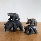 ミニ木彫り熊