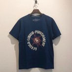 TANGUIS COTTON T-S <LIBIDO PUNISHMENT> (BLUE) / GERUGA