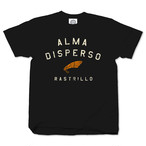 ALMA DISPERSO black