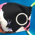 レディースファッションマスク  アフリカ  1