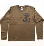 ヤマネコ ロンティ(長袖Tシャツ)