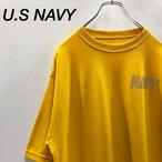 Vintage US.NAVY Logo T-Shirt