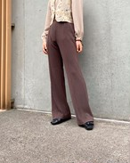 (PAL) stretch flare pants