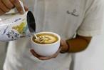 Latte Art 練習用珈琲豆 1Kg コーヒー豆 練習用豆 ラテアート