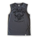 Sleeveless Shirt / TW / Dark Gray