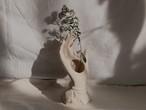 手の美術展 AMERICA vintage flower vase
