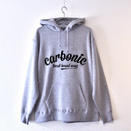 carbonic ARCH logo hooded parka