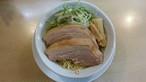 【名代中華そば 常滑チャーシュー】ネギ塩チャーシュー麺ダブル