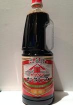 さしみ醤油 -Sashimi- 1,800ml pet