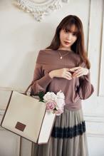 HLT NEW YEAR BAG -rose brown-
