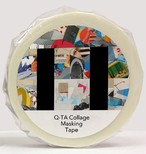 Q-TA collage masking tape 11