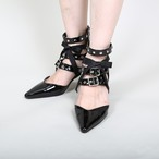 Belts Ribbon Pumps