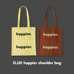 [OH,LOLLY DAY!] O,LD! Happier ショルダーバッグ (全2色)