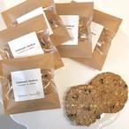 米粉のオートミールクッキー(cinnamon  &  cardamom)