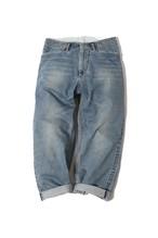12.5oz Denim Frisco Pants / special wash / right