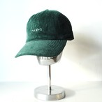 『the girls』Corduroy cap/Green