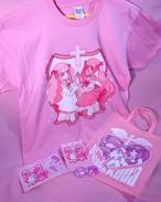 空亜×びす子コラボTシャツセット
