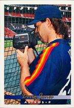 MLBカード 93UPPERDECK Doug Jones #171 ASTROS