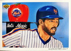 MLBカード 92UPPERDECK Howard Johnson #037 METS CHECKLIST
