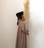 bn printing long dress
