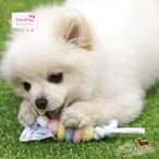 9。Paris Dog【正規輸入】犬 おもちゃ ブルー ピンク 歯石除去 安全