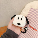 【注文商品】Cute Cartoon 3D Silicon Airpods Proケース【Puppy】