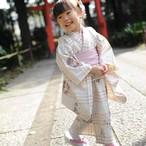 女の子着物【3~5歳(七五三):三つ身】