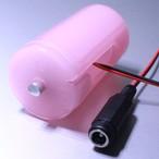 単1電池形ACアダプター接続ケーブル 50cm これで電池交換を不要に! [A-5521-DBAT-50cm]