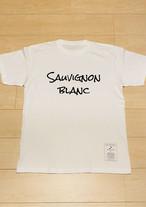 『図解ワイン一年生』品種T-Shirt (ソーヴィニヨン・ブラン) / ワインプレゼント付き