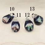 ※専用ページ※【1点もの/MAHAO/高品質】パイレックスガラスペンダント Jellyfish(11&13)