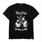TWOPLATOONS × ザ・クラブ(カールアンダーソン&ルークギャローズ)コラボレーション T / BLACK