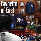 [MIX CD] DJ KAI / Favorite of East