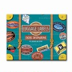 Luggage Labels (EXOTIC DESTINATIONS)