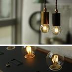 【調光器対応】E26 エジソンバルブ LED ミニGLOBE