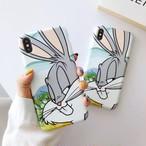 【オーダー商品】Rabbit iphone case