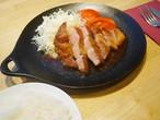 宮崎「まるみ豚」の甘辛トンテキ【受賞歴多数のブランドポーク】