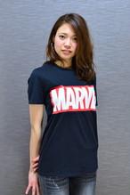 Marvel ロゴ Tシャツ