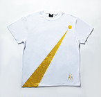 RAY OVER SIZED T -SHIRT WHITE