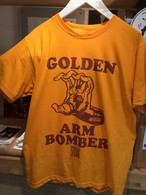 GOLDEN ARM BOMBER