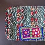 カンタ刺繍×ミラーワーク bag