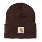 Carhartt (カーハート)ACRYLIC WATCH HAT - Dark Brown