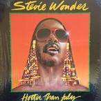 Stevie Wonder ‎– Hotter Than July